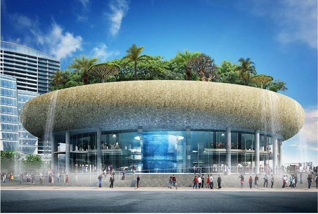神戸港水族館