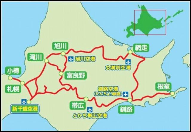 ノリ乗り北海道