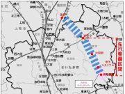 埼玉高速鉄道線延伸区間図