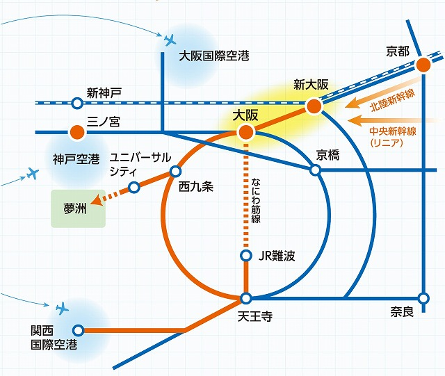 JR西日本中期経営計画2022