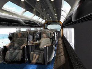 E261系プレミアムグリーン車