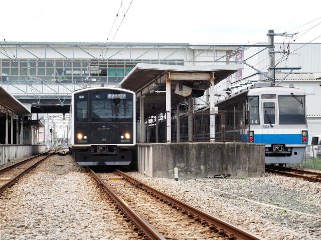 筑肥線筑前前原駅