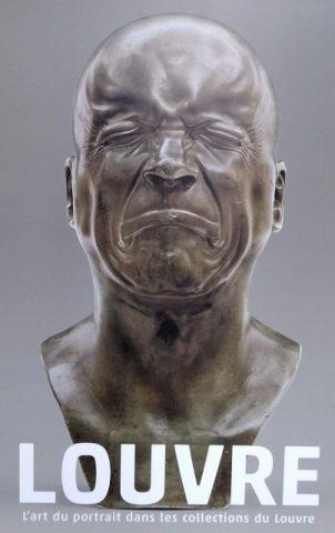 『性格表現の頭像』(フランツ・クサファー・メッサーシュミット)