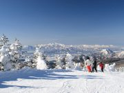 横手山スキー場