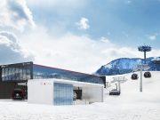 石打丸山スキー場コンビリフト