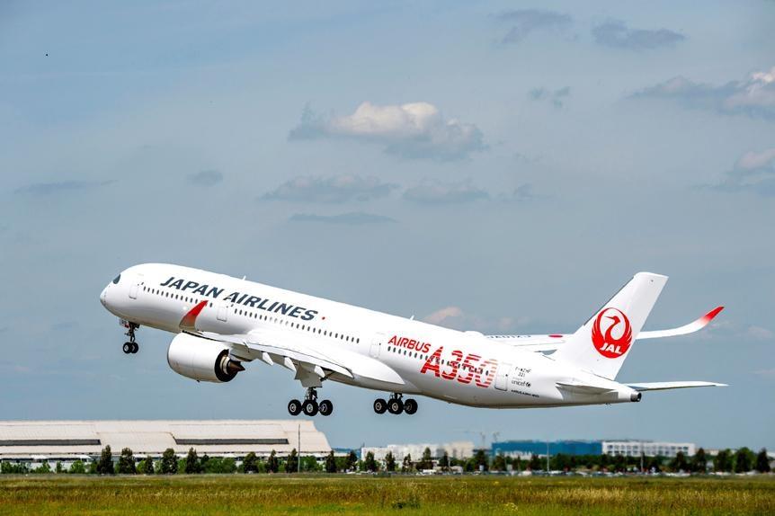 JALエアバスA350