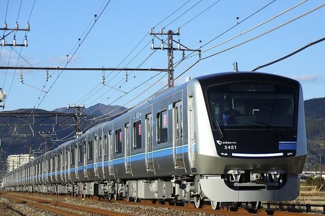小田急の新型通勤車両5000系、3月26日にデビュー。 | タビリス