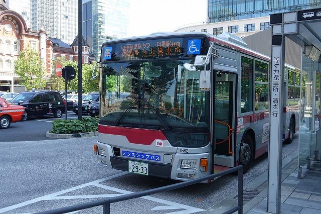 東急バス東京駅~等々力操車所