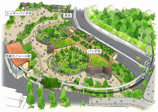 上野動物園「パンダのもり」全詳細。待望の新エリアが公開へ | タビリス