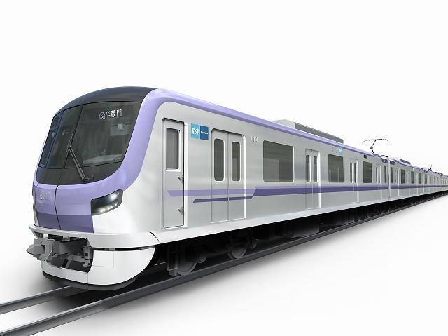 東京メトロ半蔵門線18000系