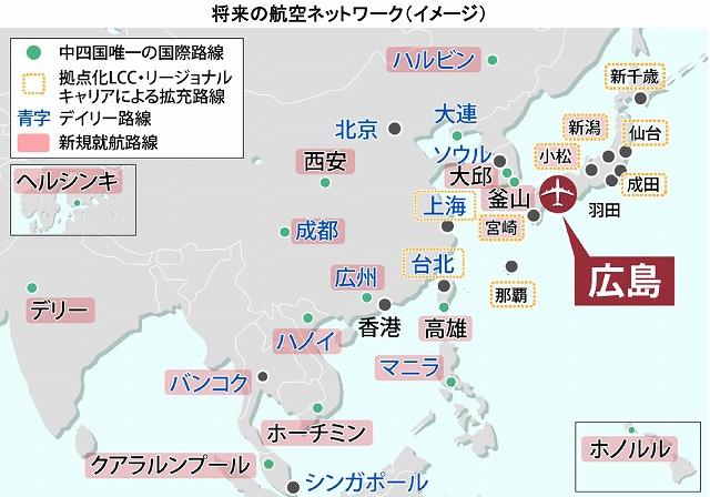 広島空港ネットワーク