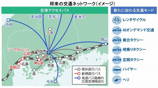 広島空港バス