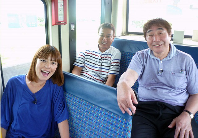 ローカル路線バス動画配信