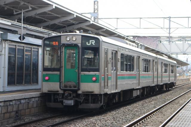 701系東北線