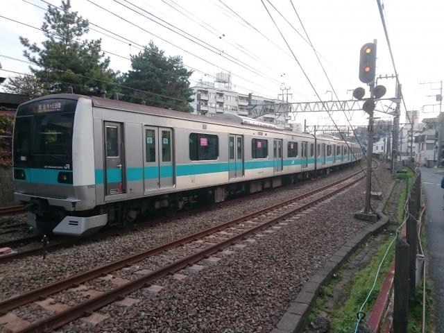 E233系2000番台常磐緩行線