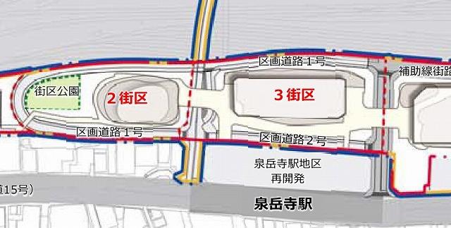 品川駅北周辺地区都市計画