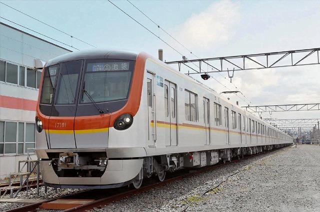 東京メトロ17000系