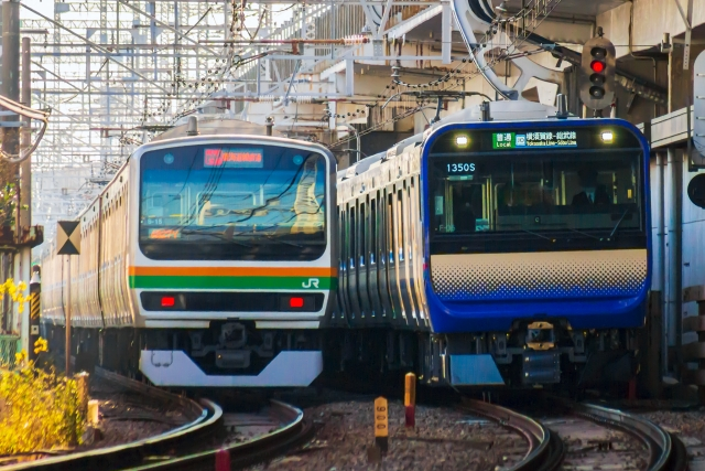 横須賀・総武快速線E235系1000番台