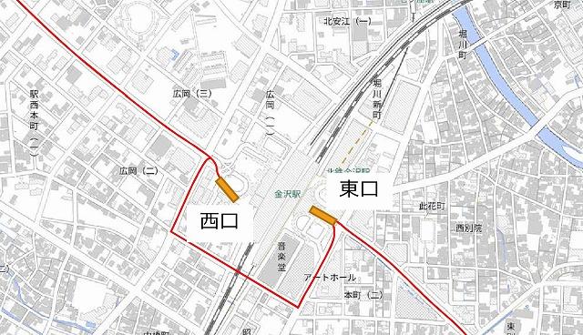 金沢市新しい交通システム