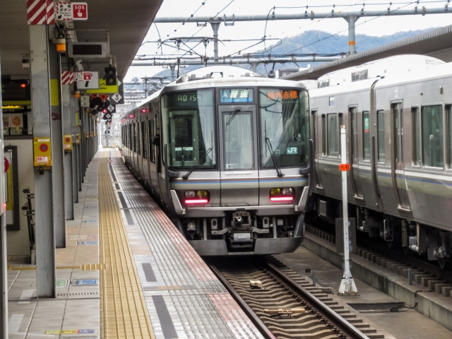 JR西日本新快速