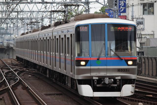 都営三田線6300系