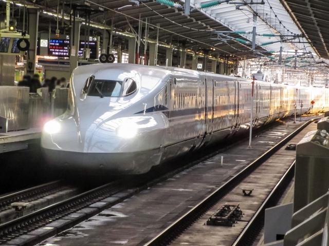 N700S新大阪駅