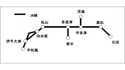 setowa香川愛媛フリーきっぷ