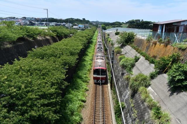 京急久里浜線