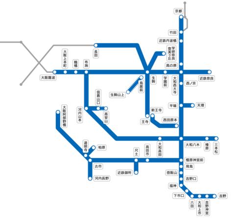 近鉄1day大阪・奈良・京都版