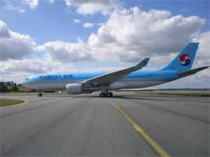 写真:大韓航空