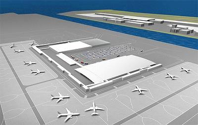 関西空港第3ターミナル