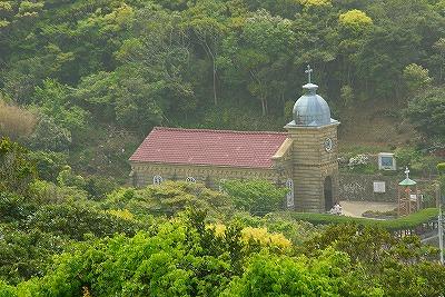 頭ヶ島天主堂