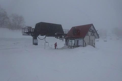 上越国際スキー場リフト